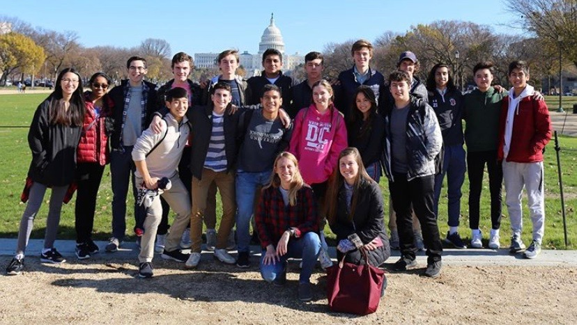 Highlights of the 2019 Junior DC Trip
