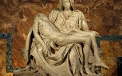 Artist's Review - La Pieta: One of Michelangelo's Earliest Works
