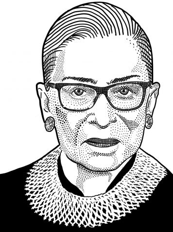 """Women Belong in All the Places Decisions are Being Made"": The Legacy and Life of Ruth Bader Ginsburg"