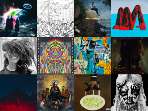 Top Ten Favorite Albums of 2020
